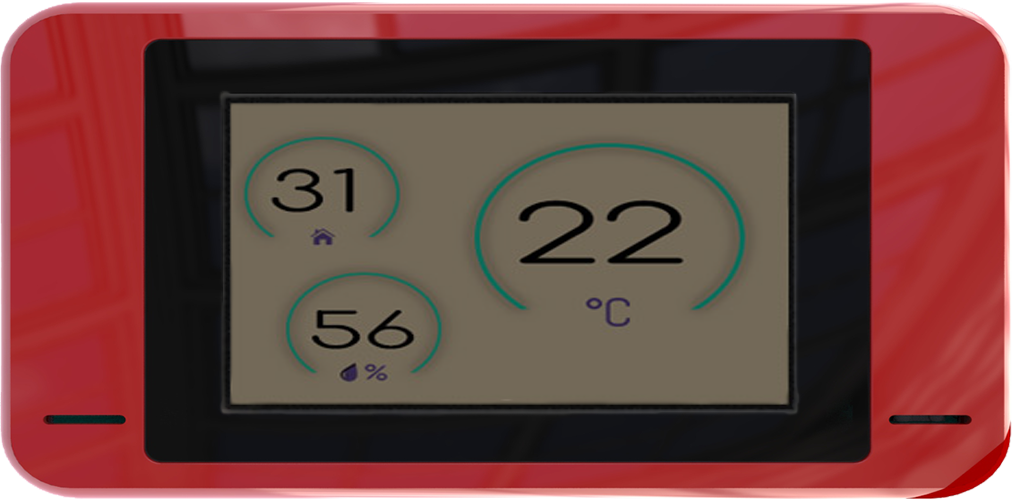 Smart Thermostat with an high functionality and performance